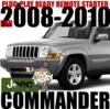 JEEP Commander Plug-n-Play Remote Starter