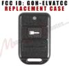 Code Alarm CA420 Replacement Case Kit FCC ID ELVATCC