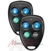 Vehicle Specific Remote Keyless Entry System