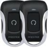 Prestige Audiovoxx Voxx PE1BZLR 1 Button Transmitter Remote Upgrade Kit