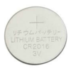Remote Replacement Battery CR2016