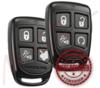 Code Alarm FCC ID H5OT48 CATXMSS Remote