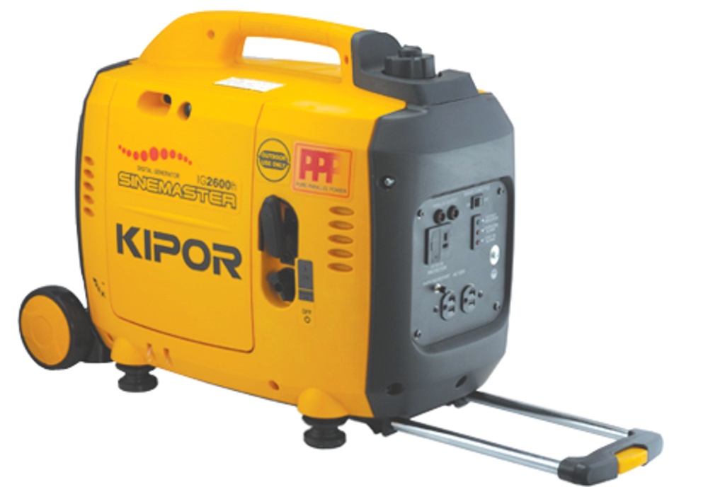 Kipor digital inverter generator oil change how to covers ig1000.