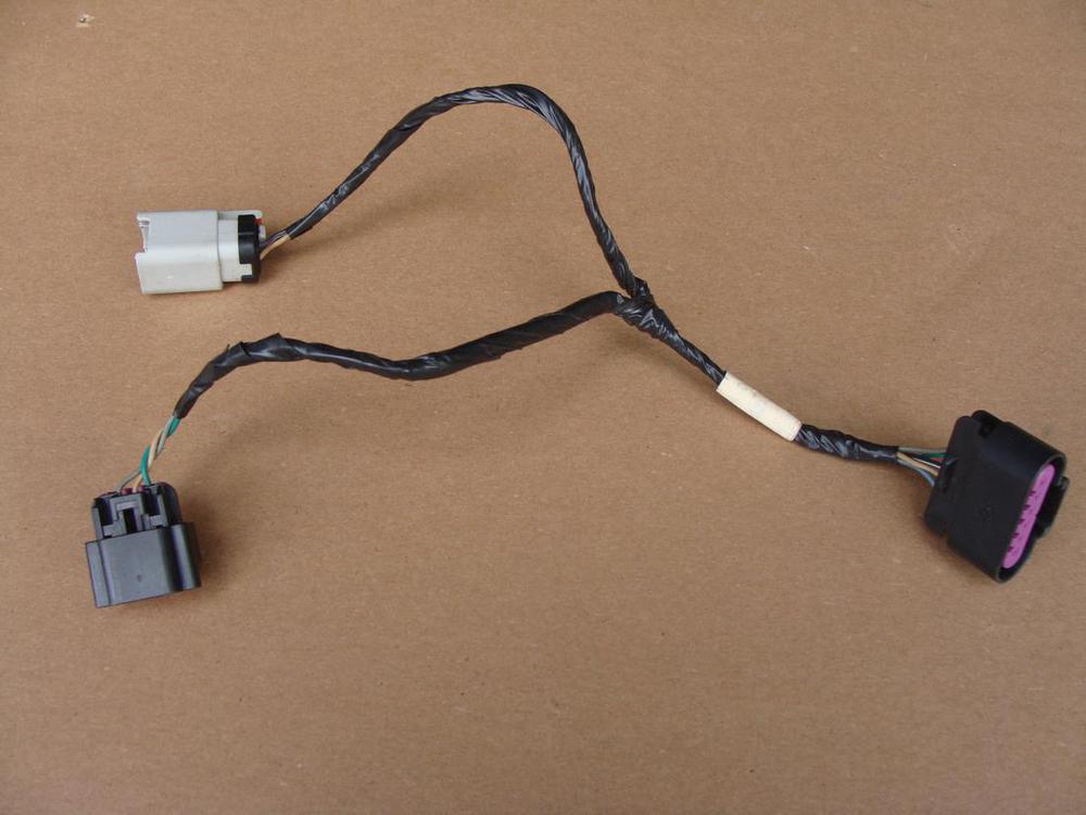 09-13 C6 Corvette Fuel Tank Wiring Harness RH 25777837tpi parts
