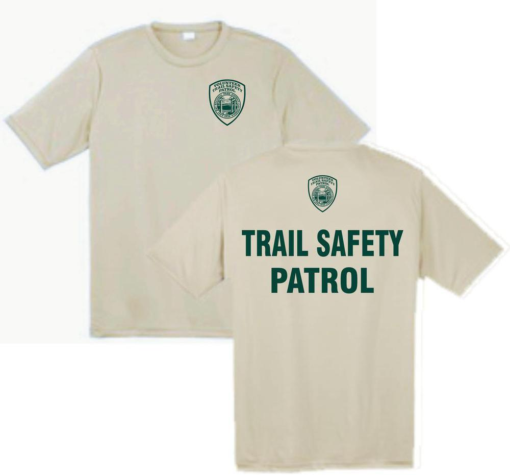 TRAIL SAFETY SHORT SLEEVE T-SHIRT