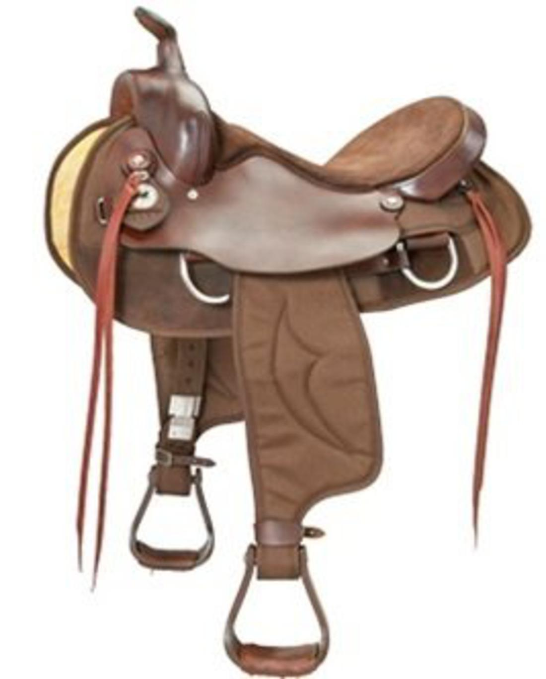 The Tennessean Trail Saddle (6398)