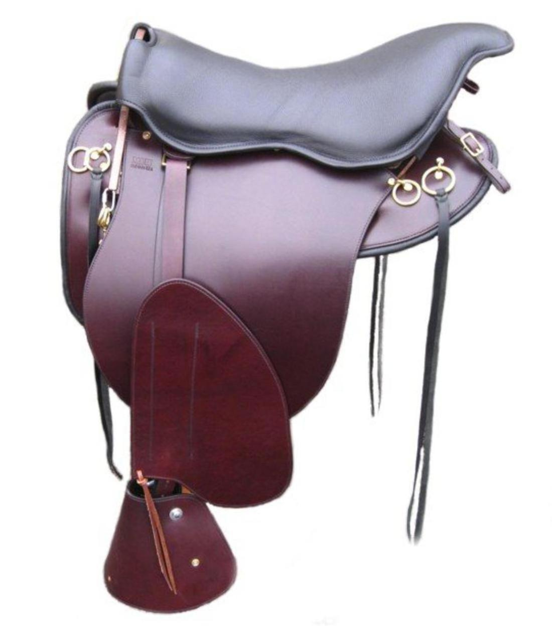 M & W Elite Trooper Saddle (3360)
