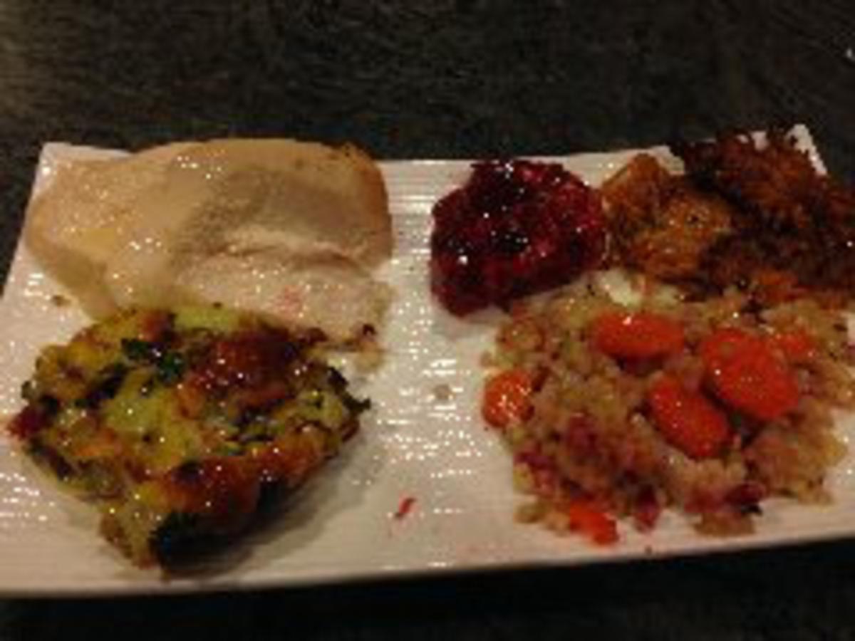 Sarina's Sephardic Style Thanksgiving