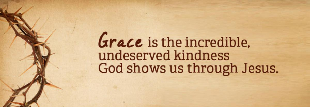 WHAT'S YOUR DAILY RESPONSE TO GOD'S GRACE?