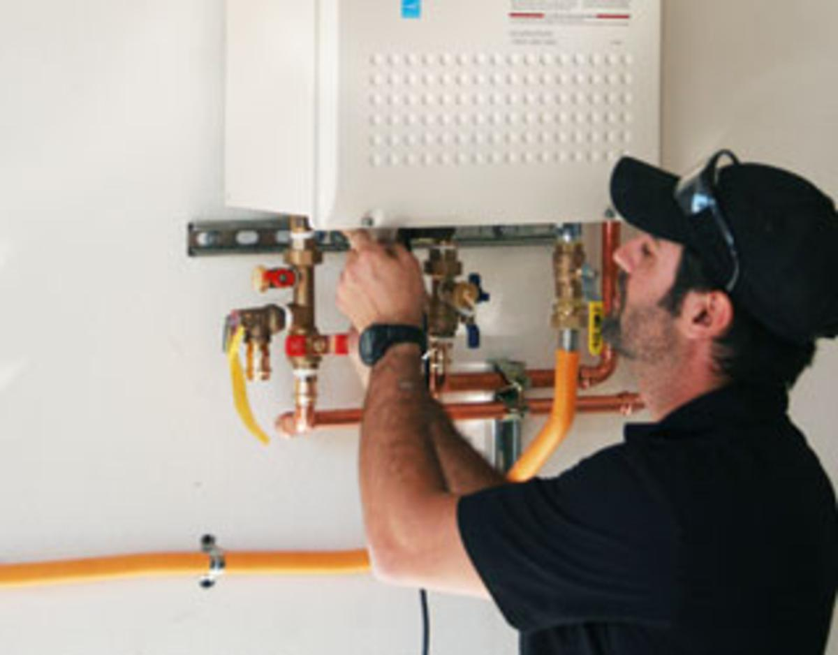 Tankless On Demand Water Heating: Continuous Hot Water with Energy-savings & Greater Peace of Mind