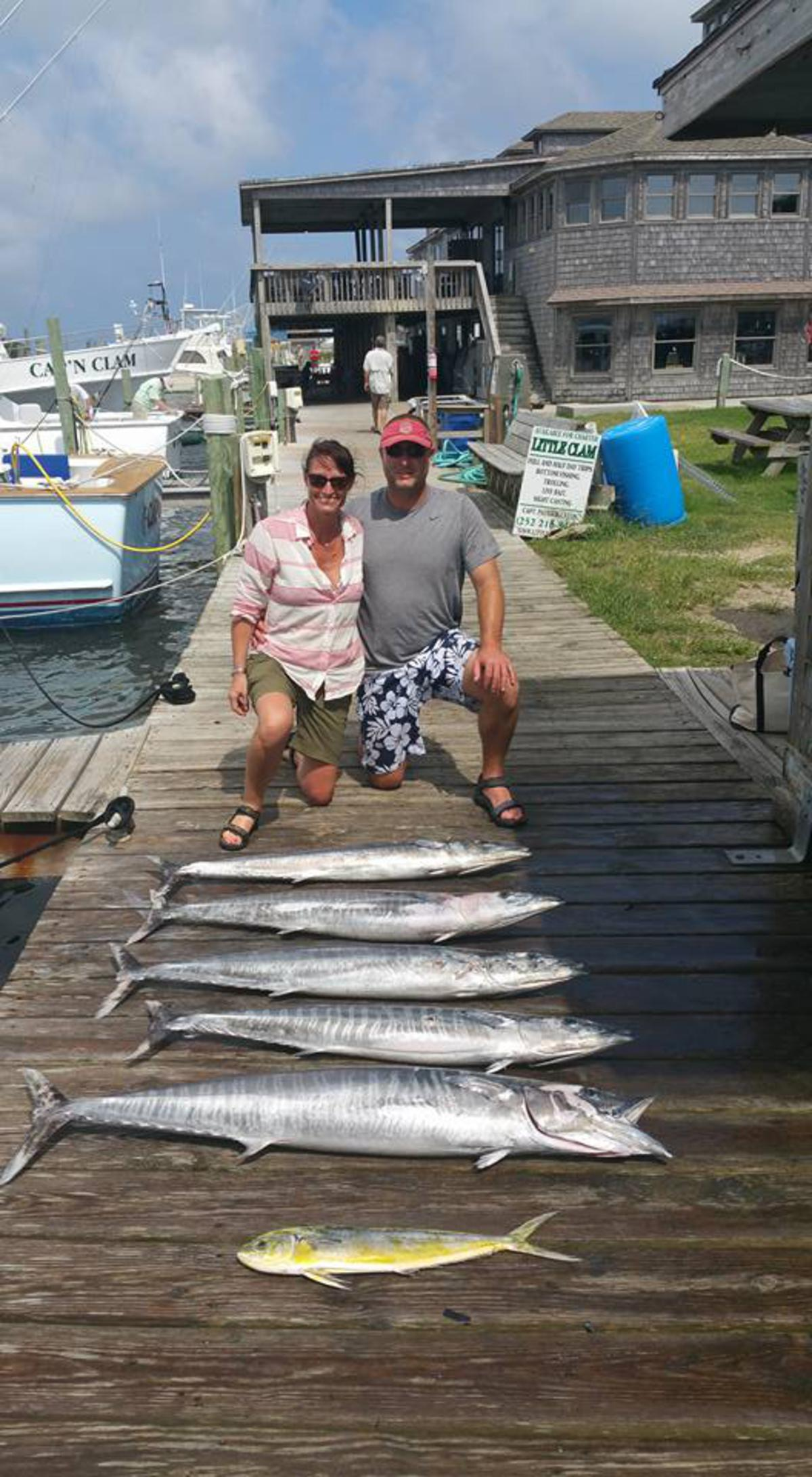 Hatteras Fishing Report 9/5/2015