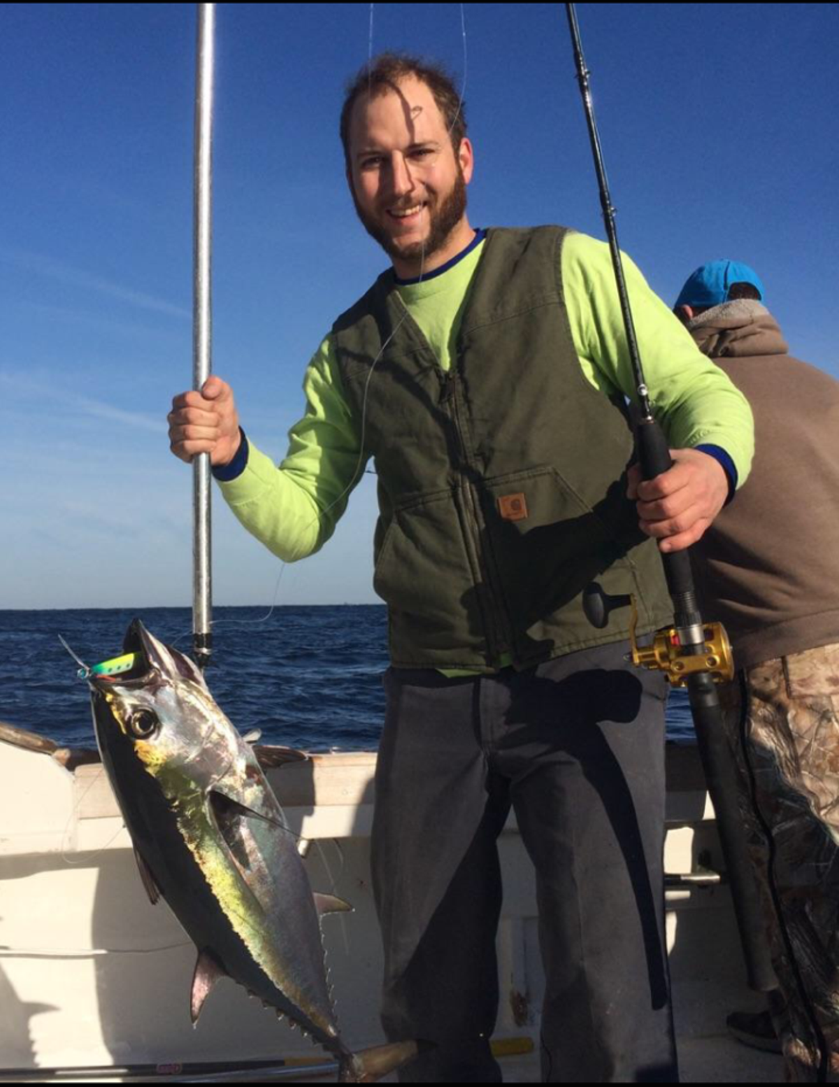 Hatteras Fishing Report 2/9/2015