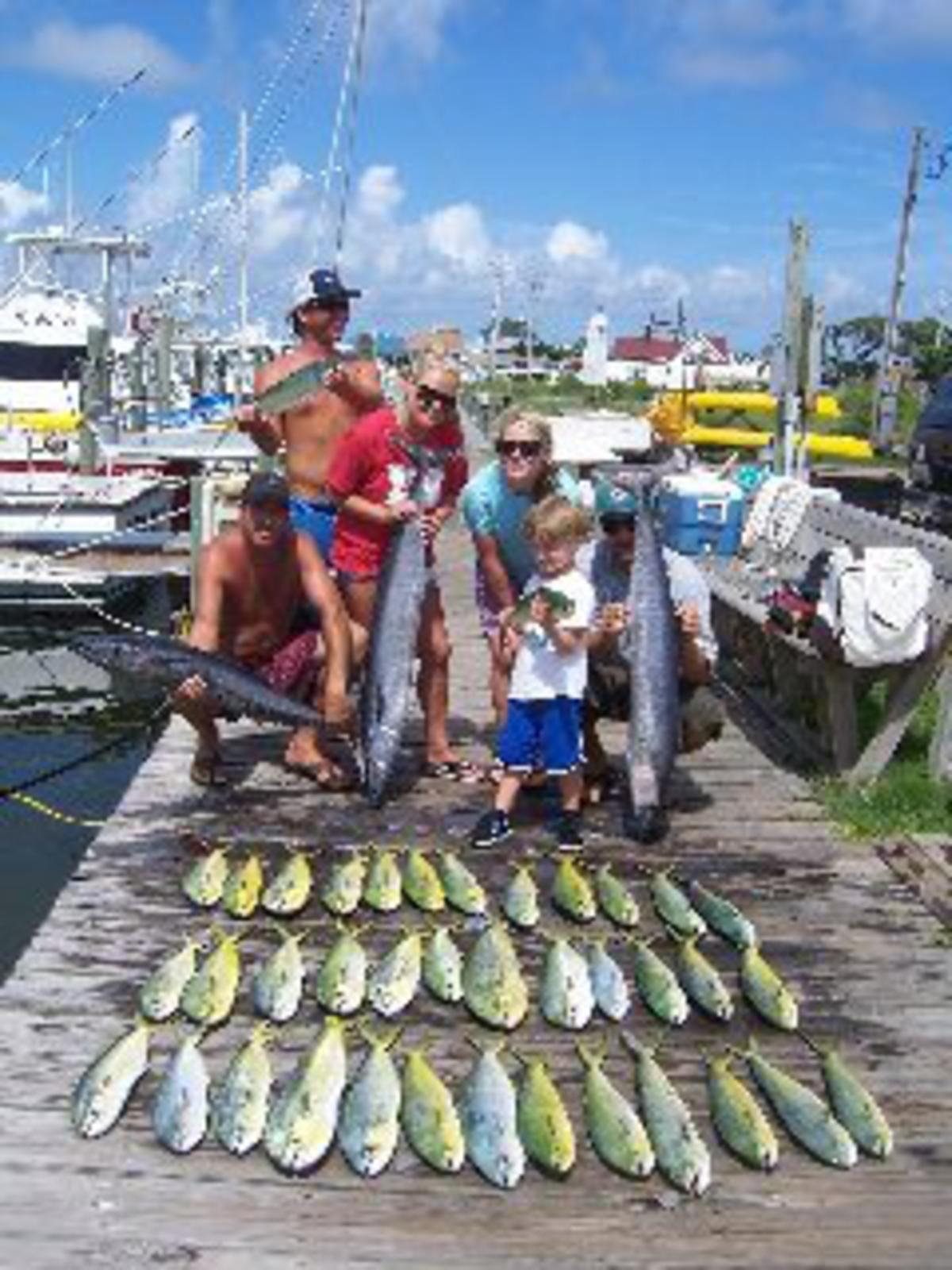 Hatteras Fishing Report 05/01/2015