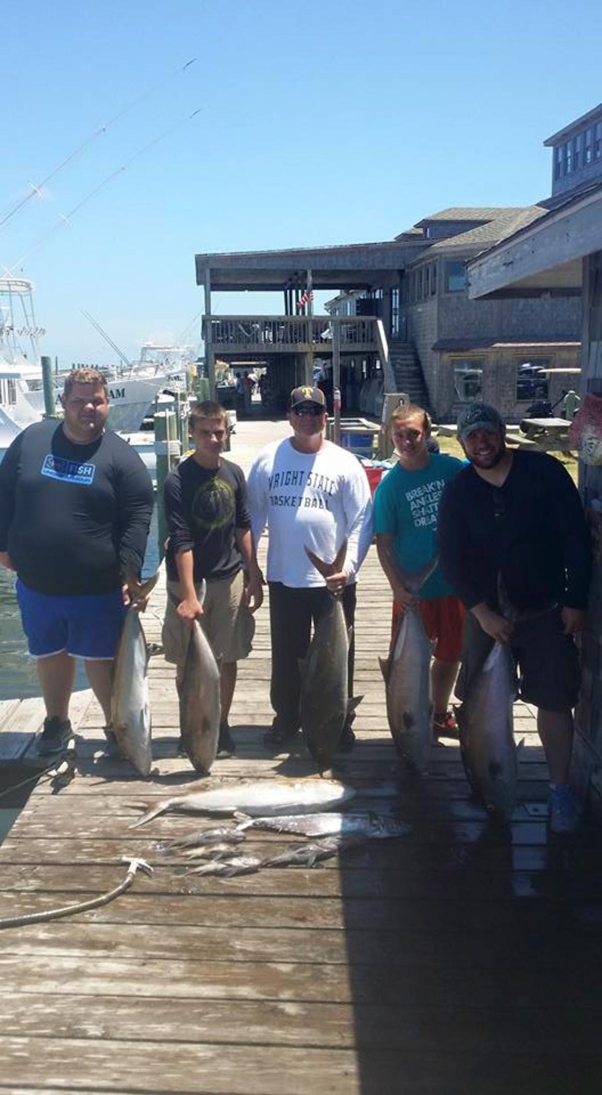 Hatteras Fishing Report 6/12/2015
