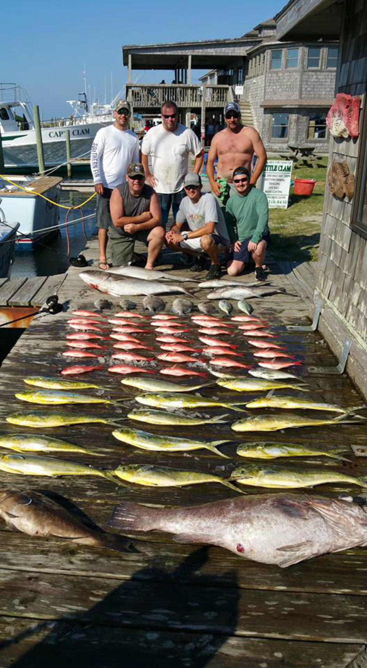 Outer Banks Fishing Report for 7/23/2016