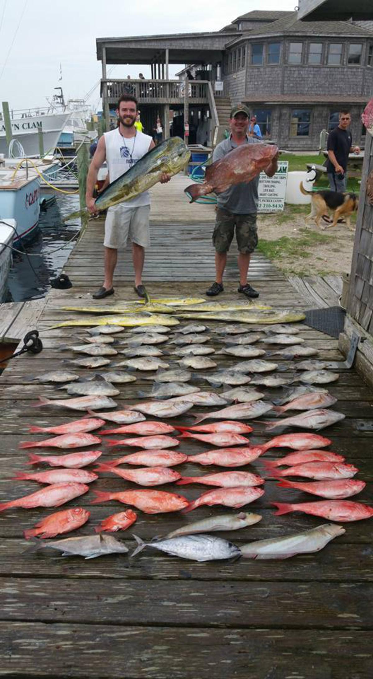 Outer Banks Fishing Report for 6/3/2016