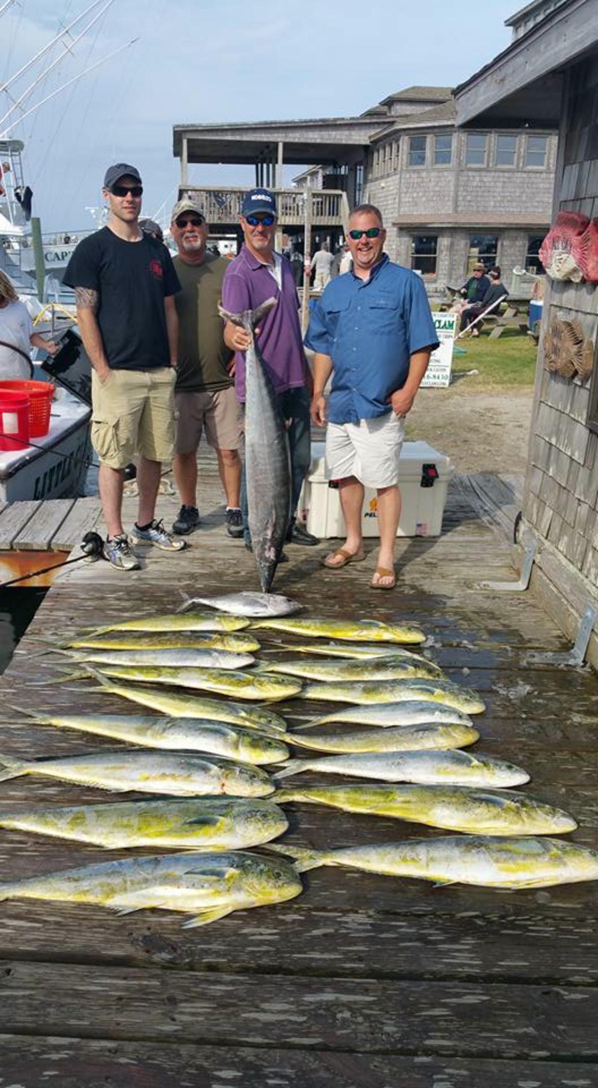 Hatteras Fishing Report 5/1/2016