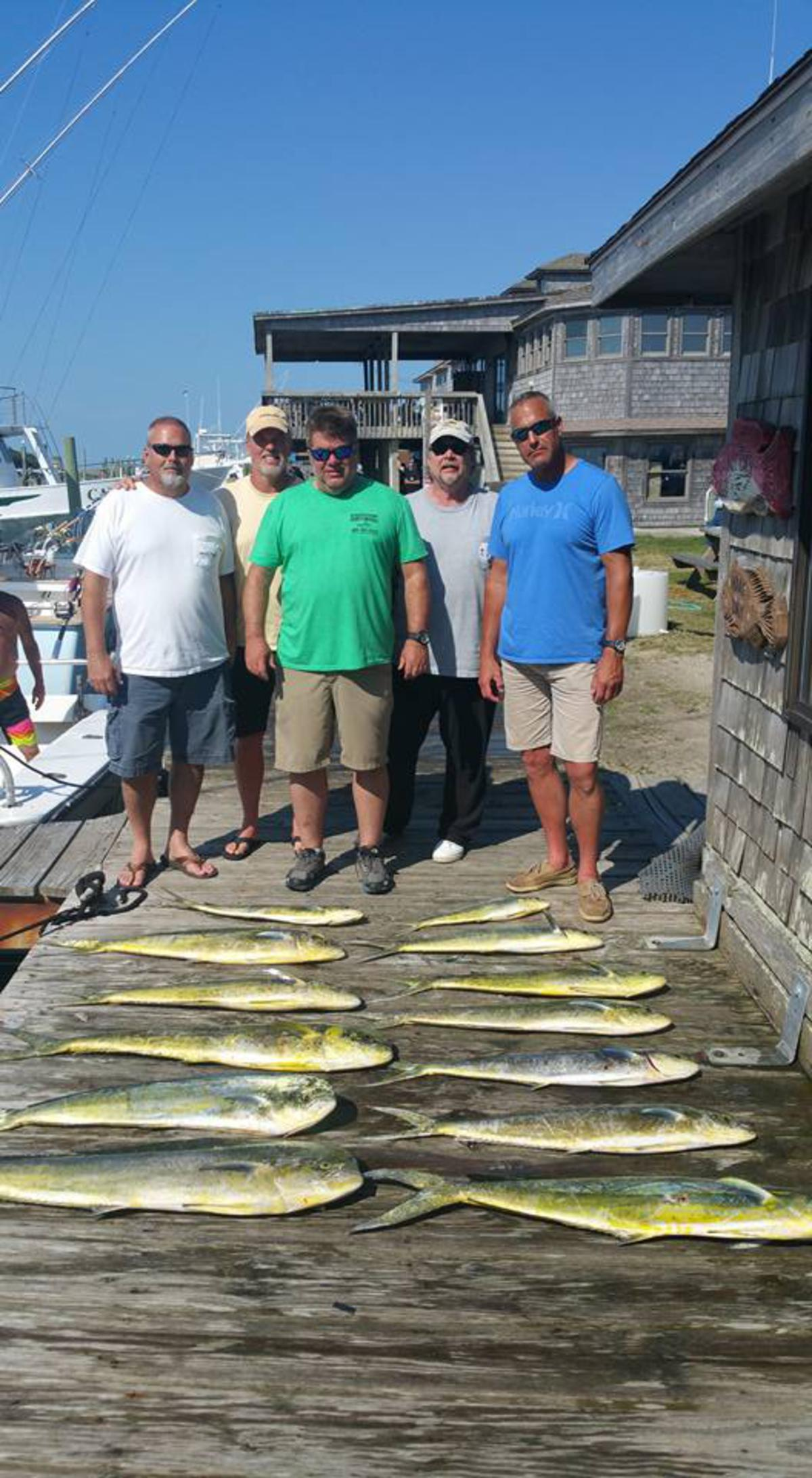 Outer Banks Fishing Report for 5/26/2016