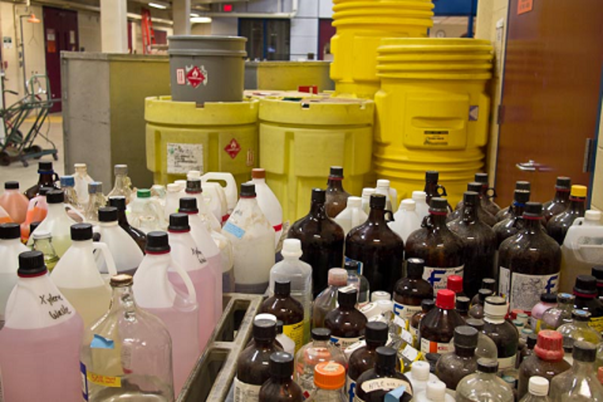 Maryland Hazardous Waste Solutions