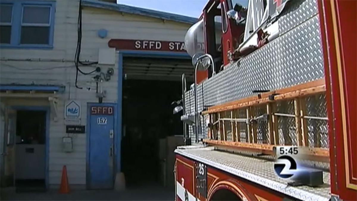Firefighters still without permanent station after black mold closes Station 48