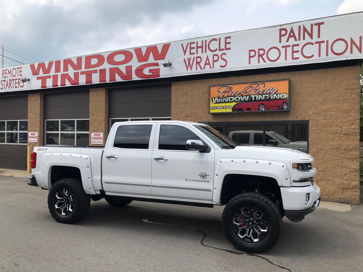 Top Car and Truck Window Tinting In Philadelphia
