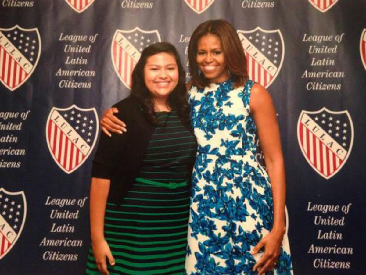 Austin College Senior Visits Washington in Support of DACA