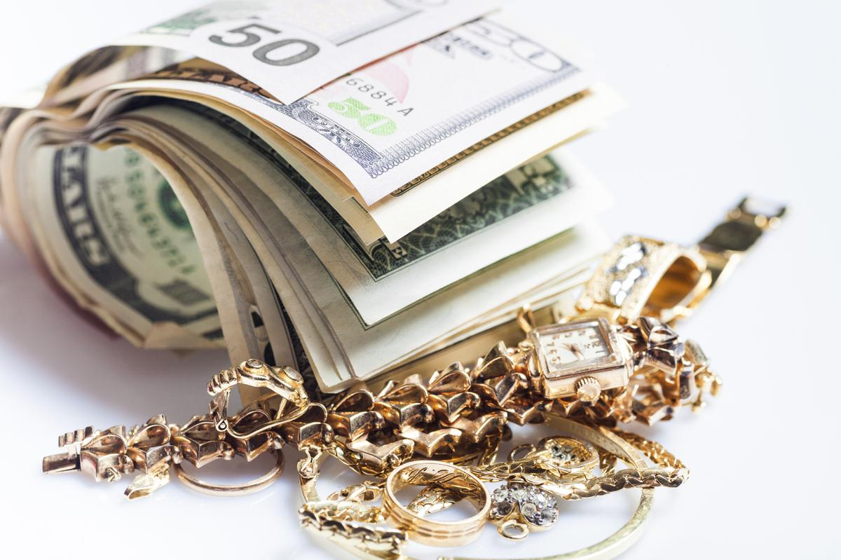 Cash Express:  Pawn Shop Loans
