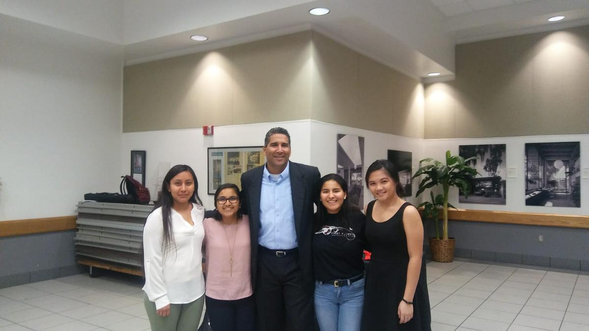 EEC Solutions CEO Attended the First Polk State College Parents Advocating for Student Success (P.A.S.S.) Event for the Polk Hispanic Community