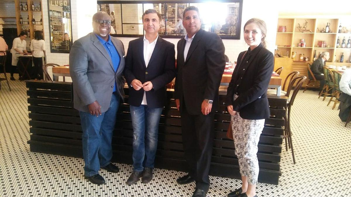 CEO of EEC Solutions Recently Met With the Leadership of QBS Learning to Talk About a Possible Partnership Between Both Companies