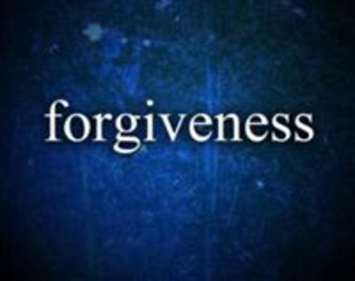 The Extent of Forgiveness