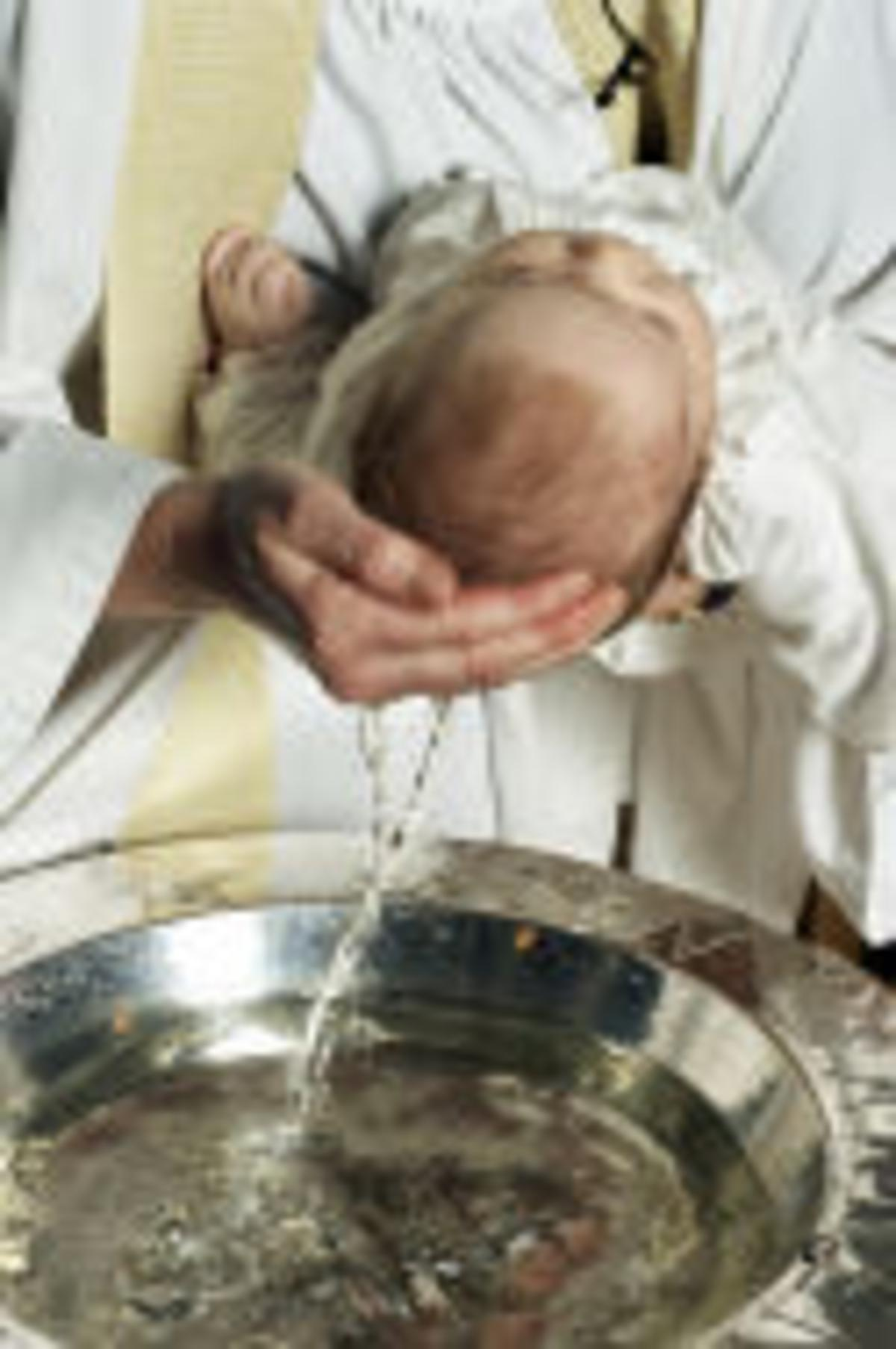 Why Are Babies Baptized?