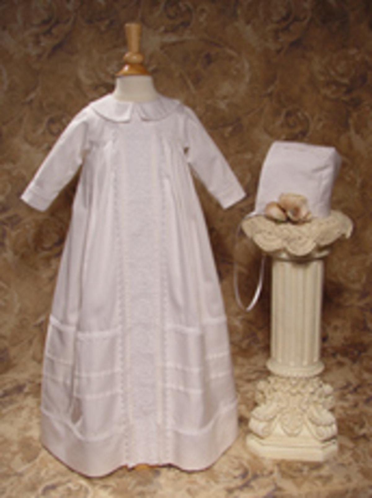 Baby Boy's Christening Gowns