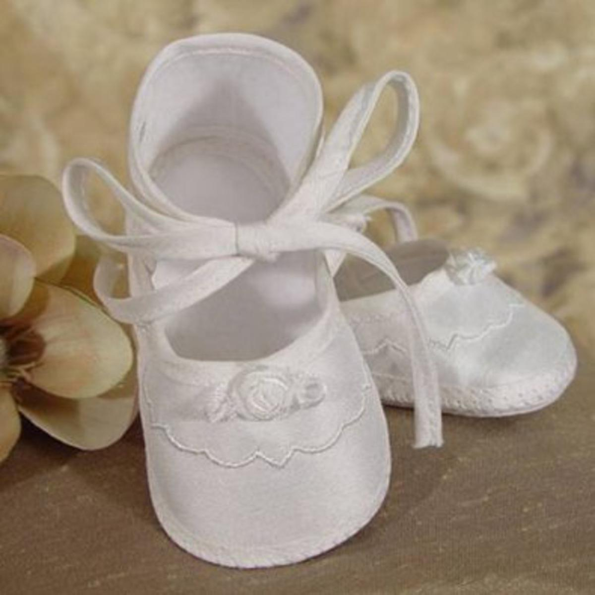 Baby Christening Shoes Are a Wonderful Christening Accessory