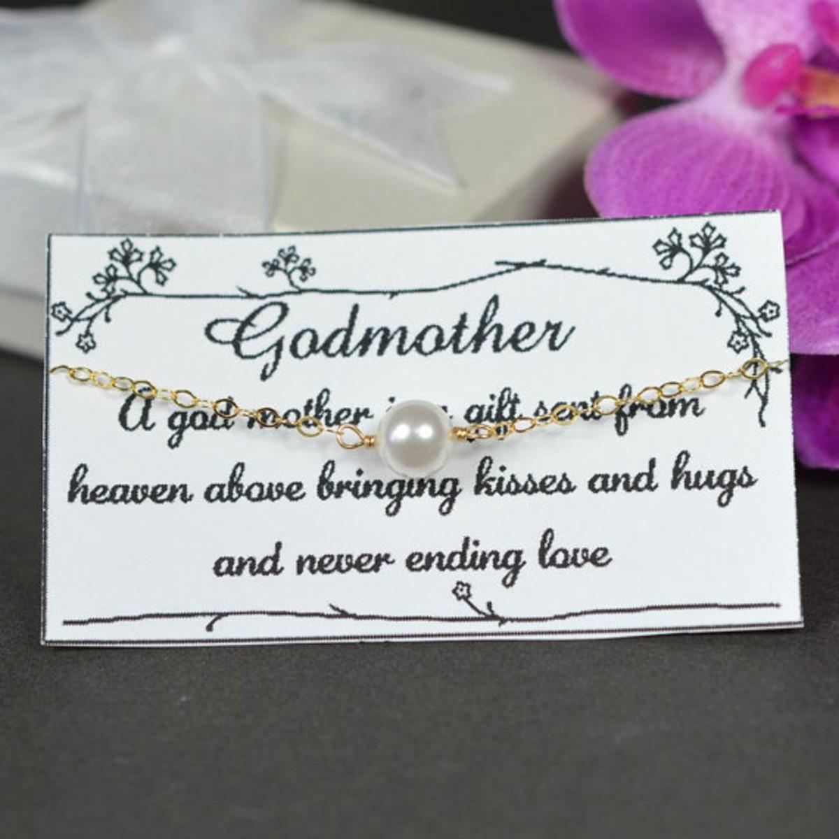 Godmother Responsibilities