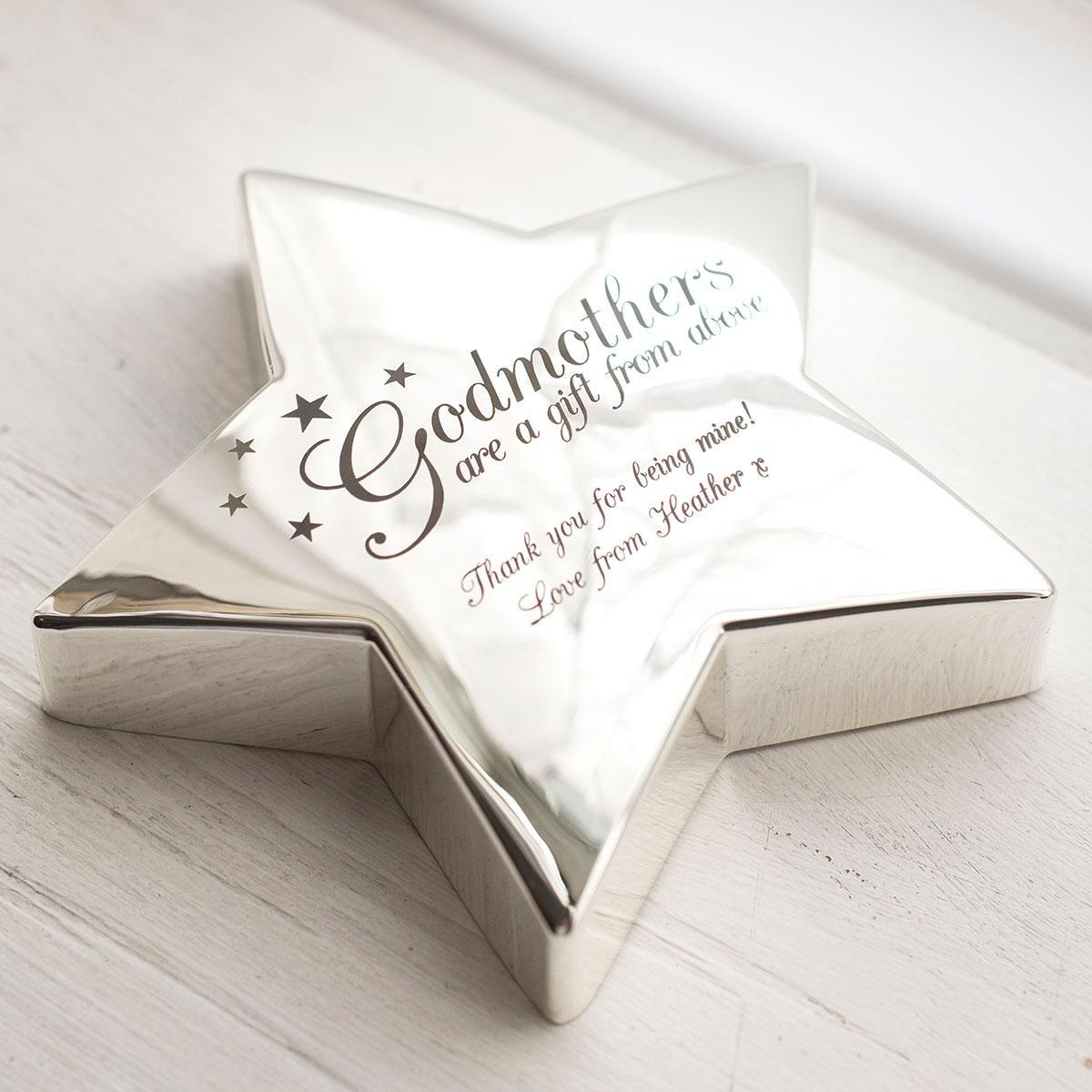 Godmother Baptism Gifts