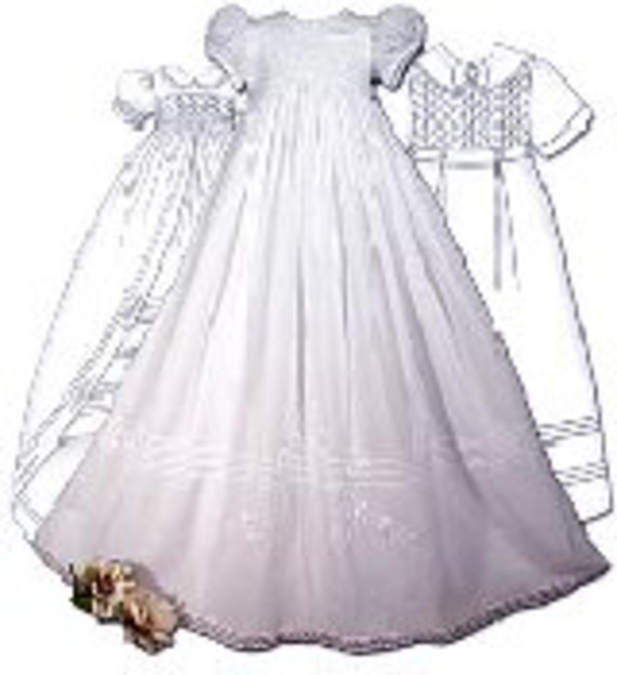 Christening Gowns and Their Fashion Background