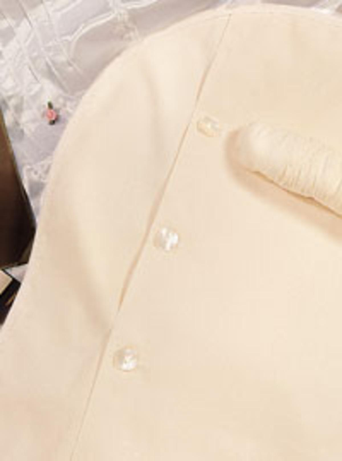 Making Christening Gowns And Christening Suits A Family Heirloom
