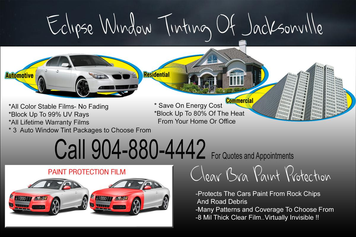 Types of Window Tints