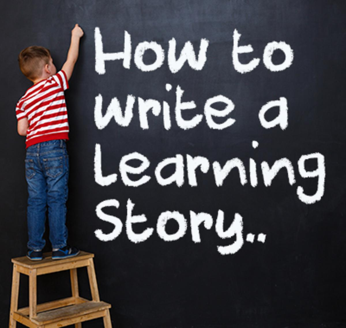 How to write your Learning Story