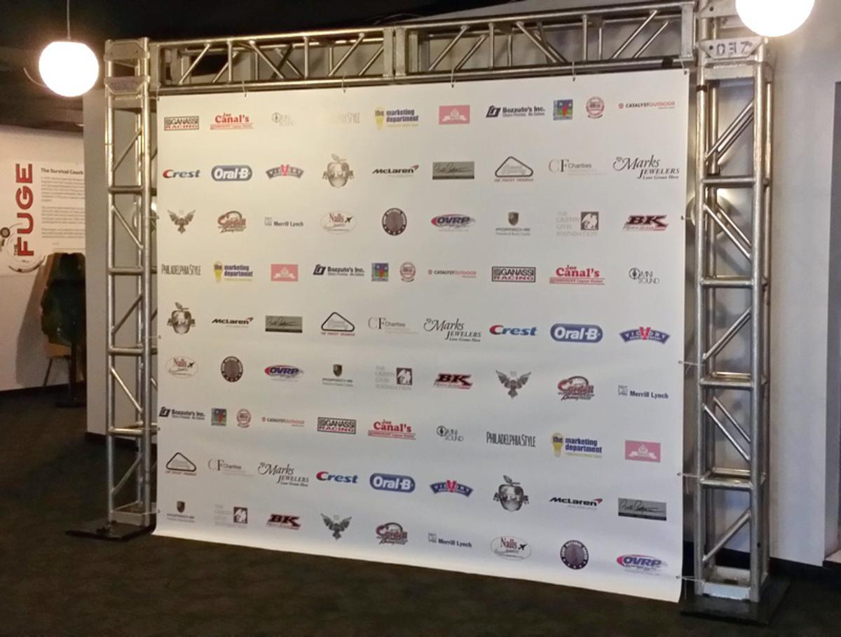 Event Signs and Banners in Philadelphia