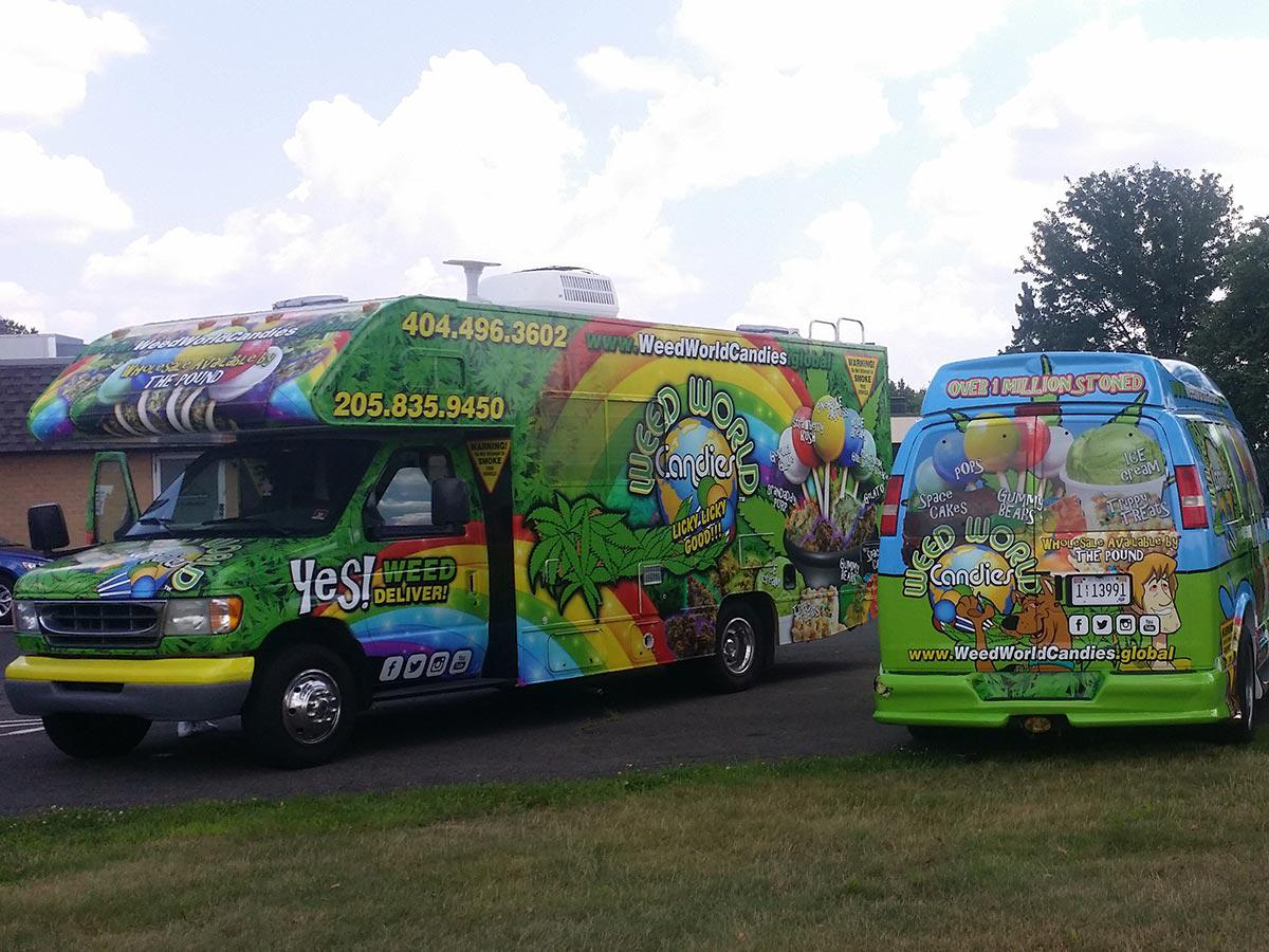 Bucks County Fleet Wraps