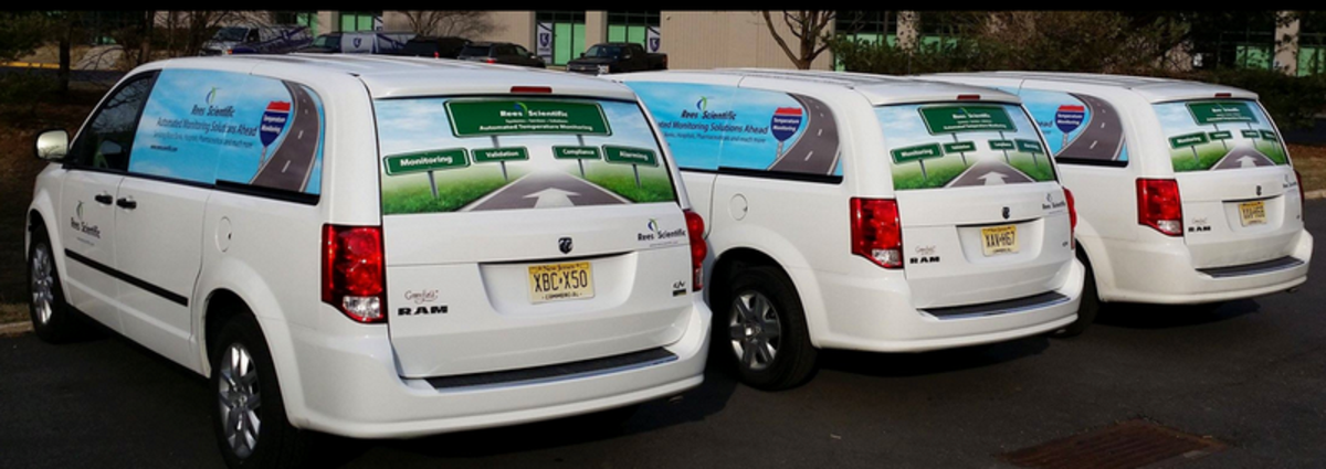 Fleet Vehicle Graphics and the Importance of Branded Company Mobile Marketing
