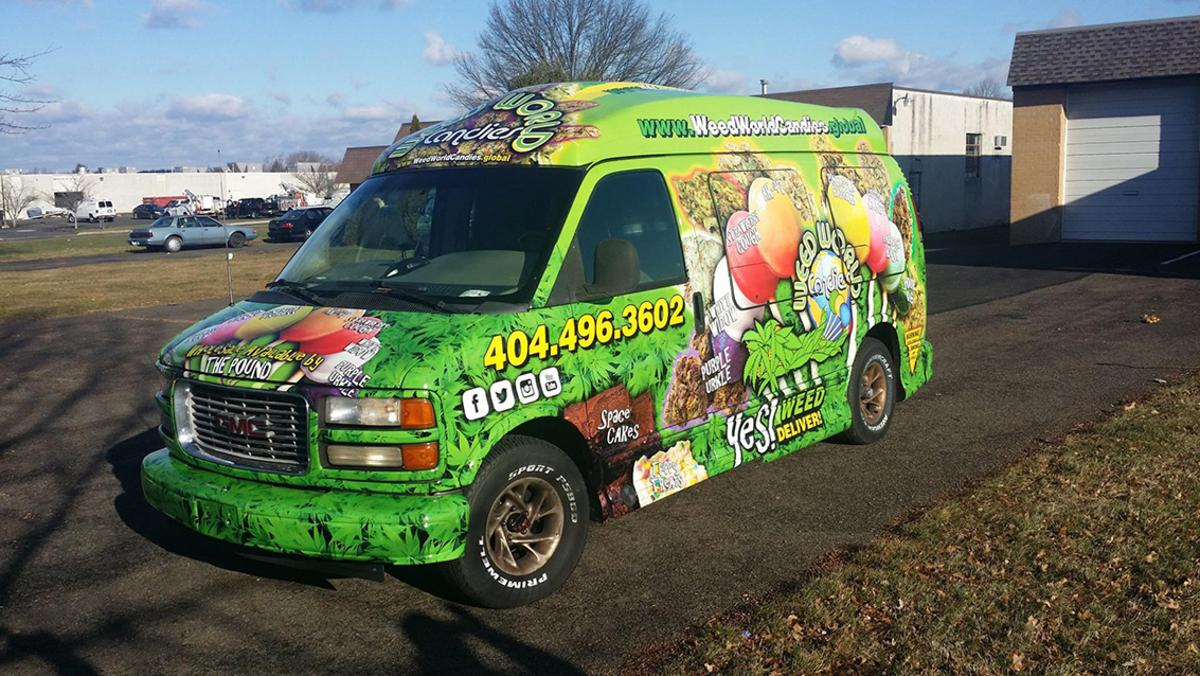 Vehicle Wraps for Work in Philadelphia