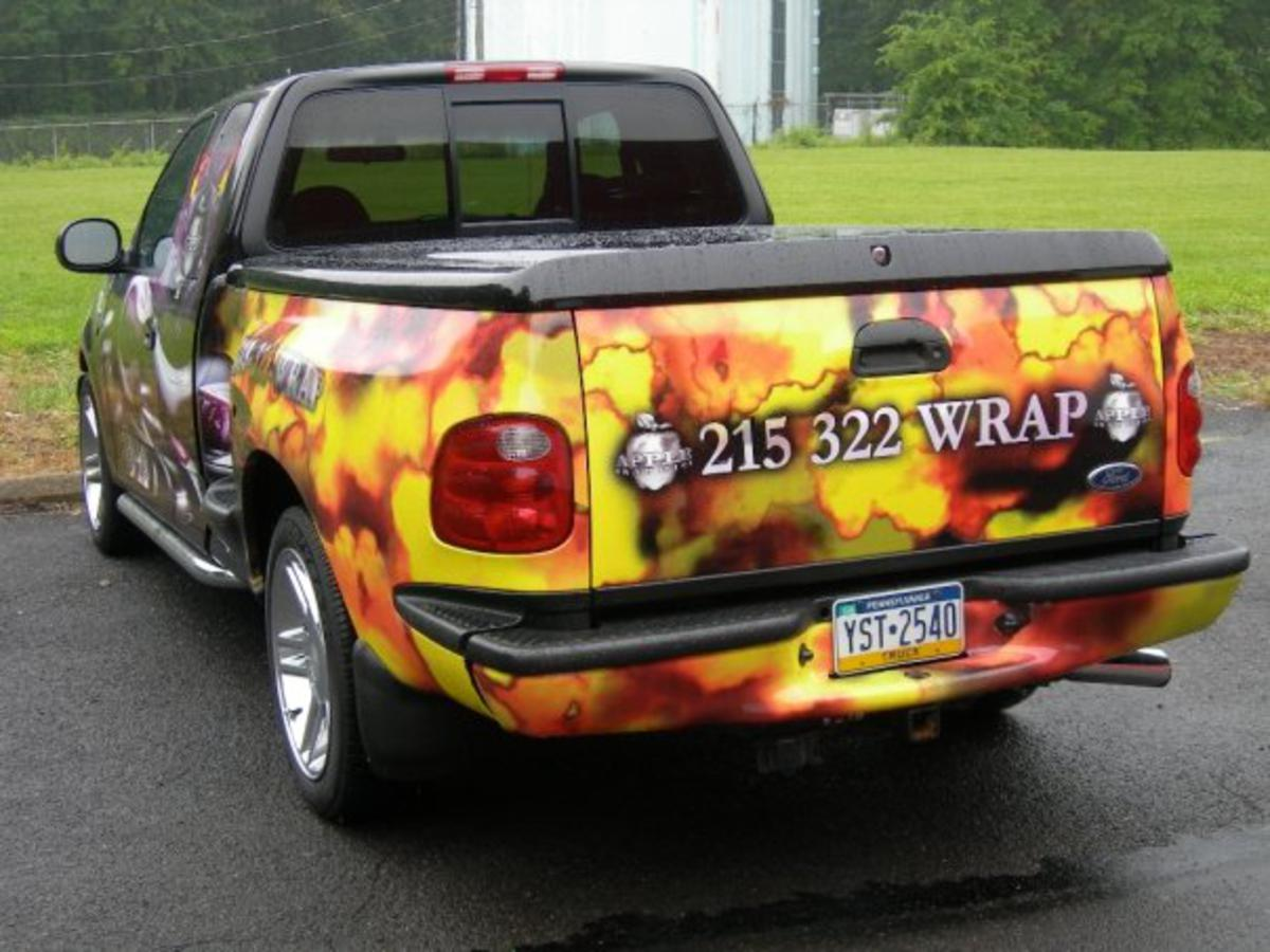 Why are Vehicle Wraps so Popular in Philadelphia and Bucks County?
