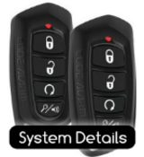 CA5054 Remote Starter Keyless Entry System