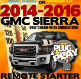 Plug Play Ready Chevrolet Sierra Remote Starter
