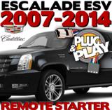 Cadillac Escalade EXT Plug Play Remote Starter