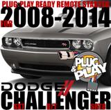 Dodge Challenger Plug-n-Play Remote Starter