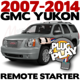 Plug Play Ready GMC Yukon Denali XL Remote Starter