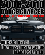 Dodge Charger Plug-n-Play Remote Starter